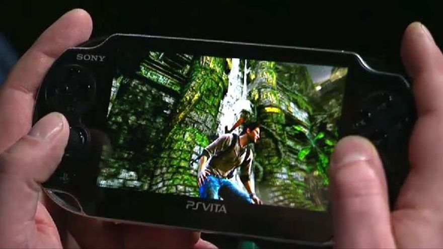 Uncharted PS Vita