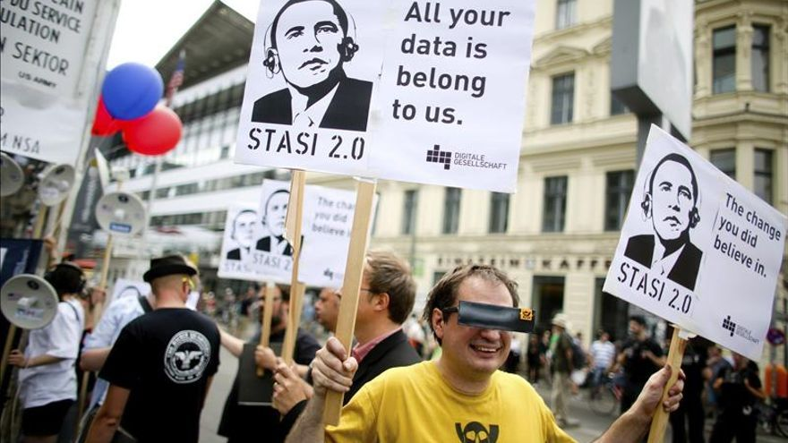 Autoridades europeas de protección de datos investigan el programa PRISM
