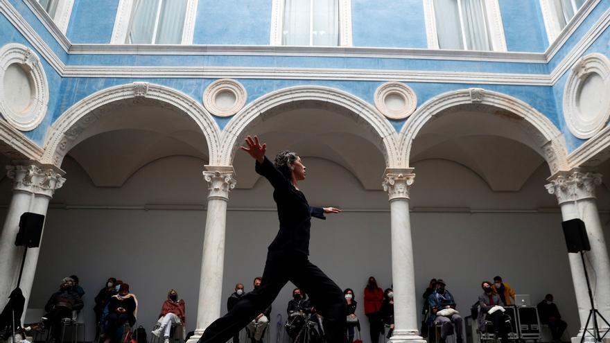 Mal Pelo estrena su última pieza sobre Bach y recupera las anteriores