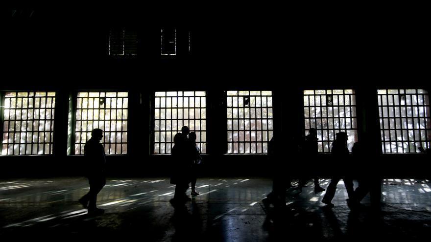 Fábrica de armas de La Vega en Oviedo. FOTO: Pablo Lorenzana