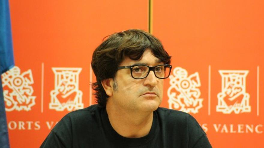 Víctor Tormo, diputado de Esquerra Unida