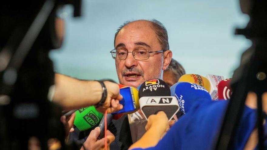 El debate de investidura de Javier Lambán en Aragón será el 30 y 31 de julio