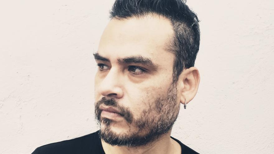 El escritor Jaime Rodríguez Z.