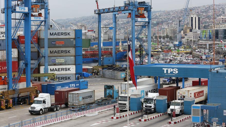 La producción industrial en Chile sube un 3,5 % en mayo, pese a la caída de la minería