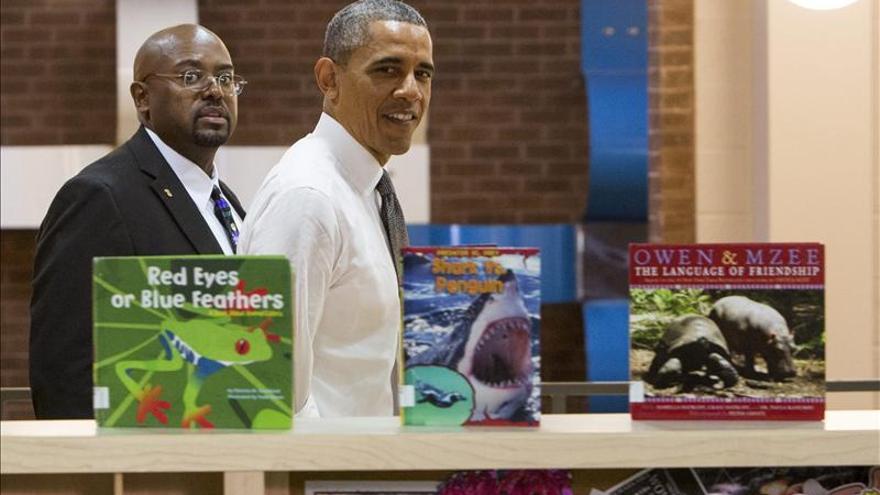 Obama dice que la clase media siempre será su enfoque número uno