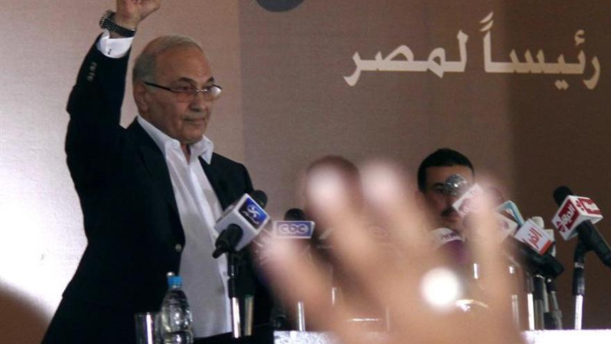 El candidato presidencial pide a Egipto aclarar la detención de sus partidarios