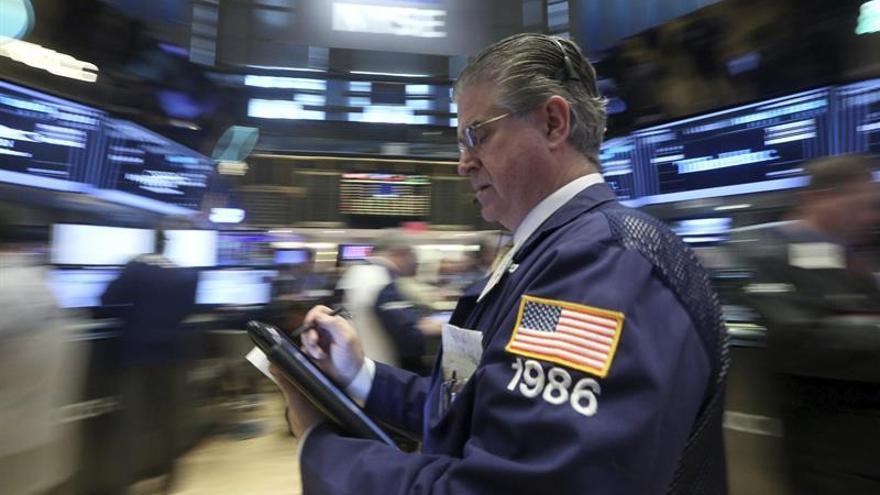 Wall Street abre mixto y el Dow Jones baja un 0,18 %