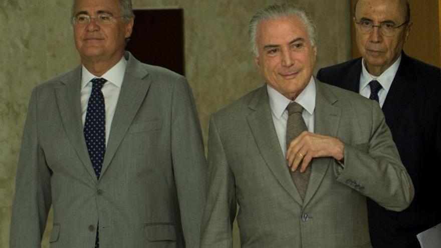 Temer anuncia nuevas medidas para intentar reanimar la economía de Brasil