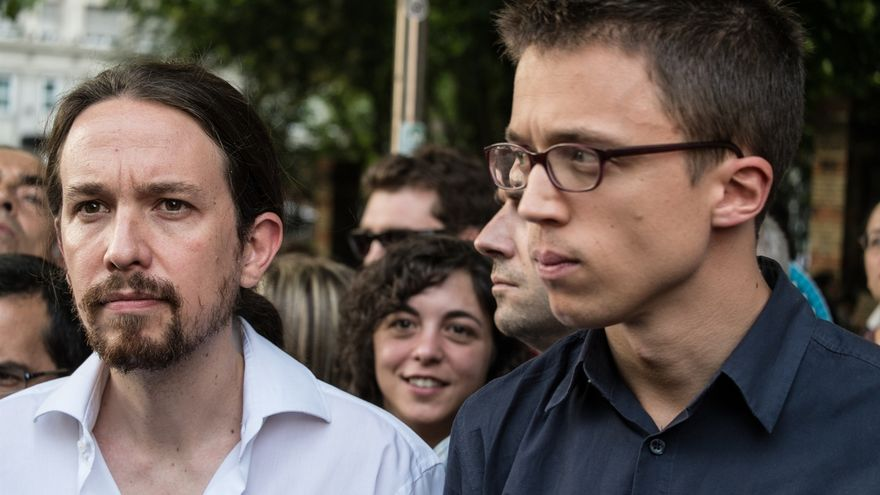Podemos cumple cinco años sumido en una de sus peores crisis tras el desafío de Errejón a Iglesias