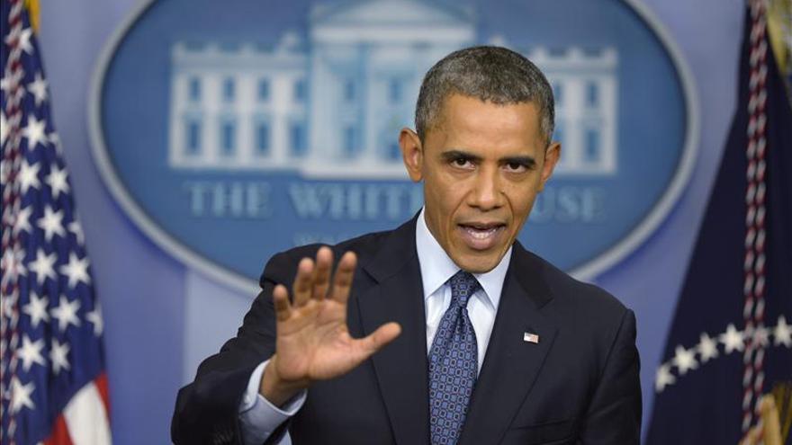 Obama no mira el reloj