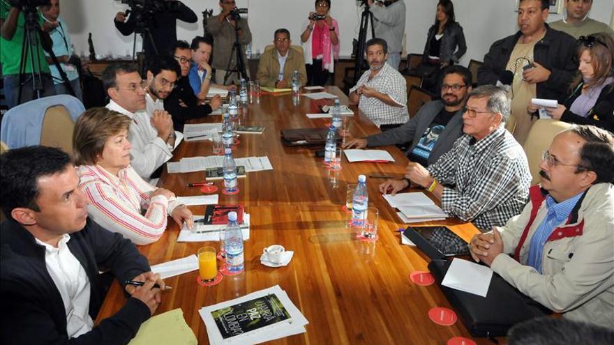 El Gobierno y las FARC ya tienen un documento de cinco páginas sobre el acuerdo de tierras