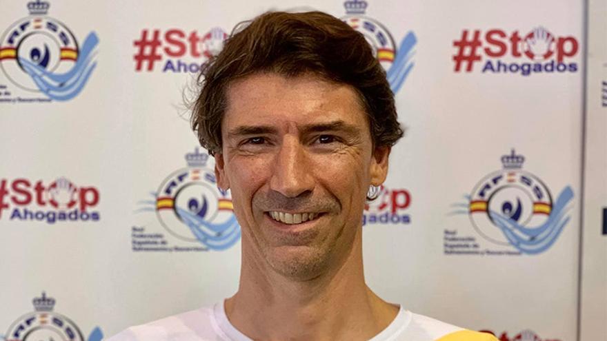 Marcelo Tonelli bate el récord de España de los 400 Estilos en la categoría 45-50 años