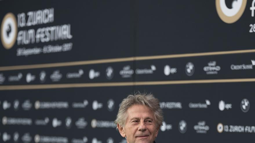 El director polaco Roman Polanski, durante un photocall en el marco del Festival de Zürich