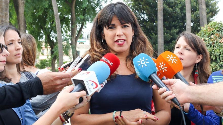 "Podemos Andalucía acusa a Díaz de ser ""la principal manijera del Ibex 35 a la hora de configurar un gobierno en Moncloa"""