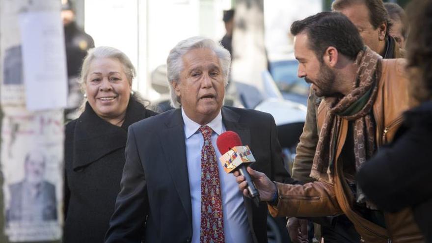 Familiares y amigos velan a Antonio Cortés Pantoja, Chiquetete