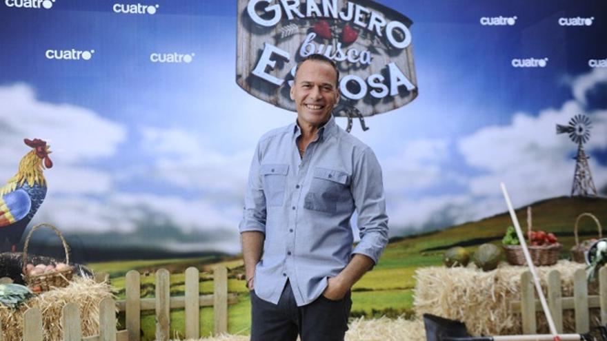 Cuatro abre casting para un nuevo 'Granjero busca esposa' con Carlos Lozano