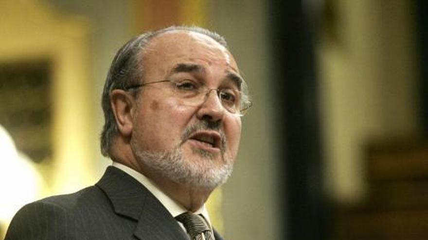 Pedro Solbes, ex ministro de Economía.