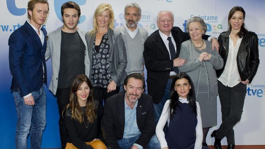 """""""Cuéntame"""" se supera con 4,3 millones de espectadores en su regreso a La 1"""