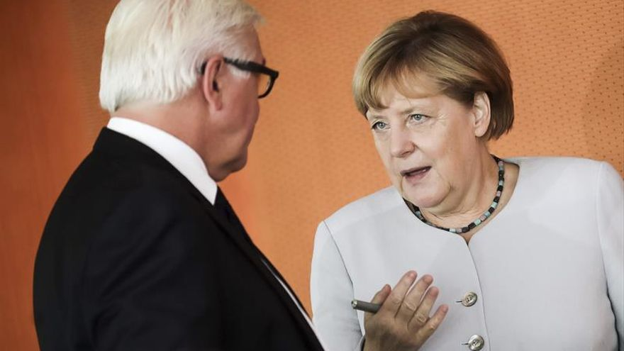Los conservadores de Merkel, en mínimos de intención de voto desde mayo 2012