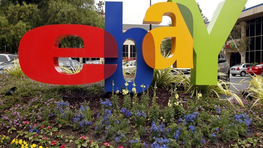 La empresa de internet eBay renueva su logo
