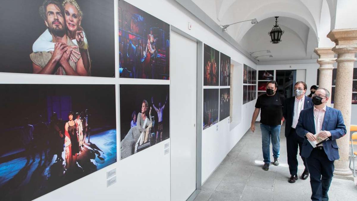 La exposición puede visitarse hasta el próximo 31 de agosto.