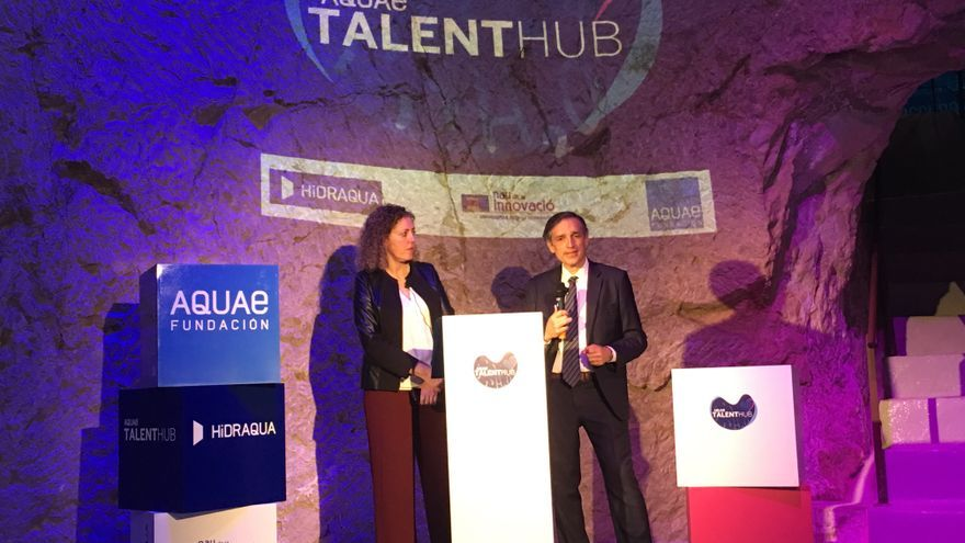 Aquae Talent Hub Hidraqua Elche