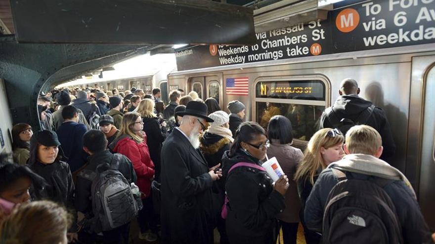 Resultado de imagen para El mal estado del metro de Nueva York