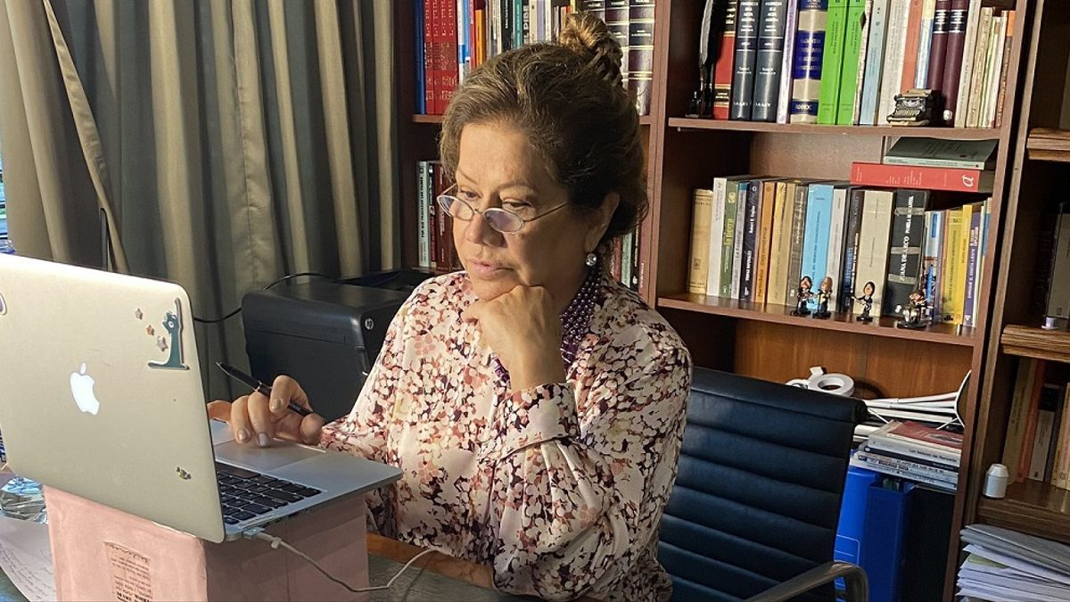 Graciela Camaño, diputada por Consenso Federal.