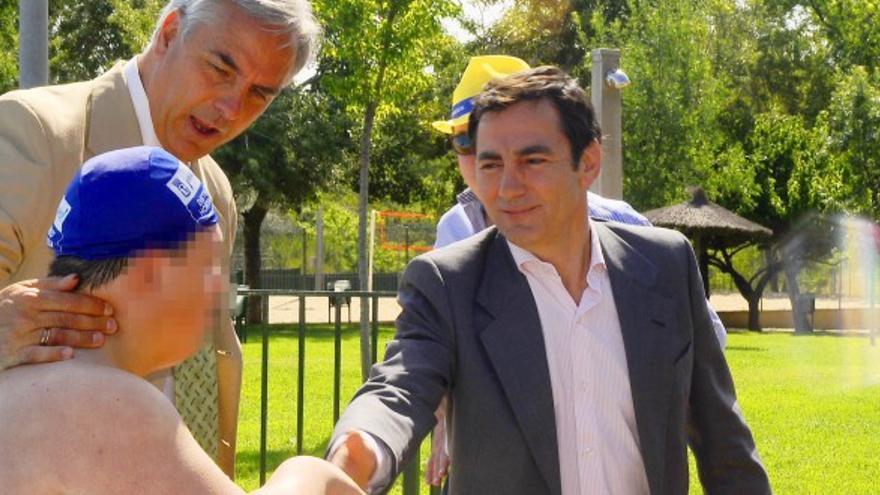 El conejal madrileño, Ángel Donesteve / PP