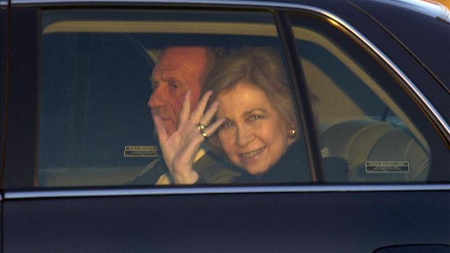 La Casa Real devuelve al Parque Móvil 27 de sus 72 coches oficiales para ahorrar