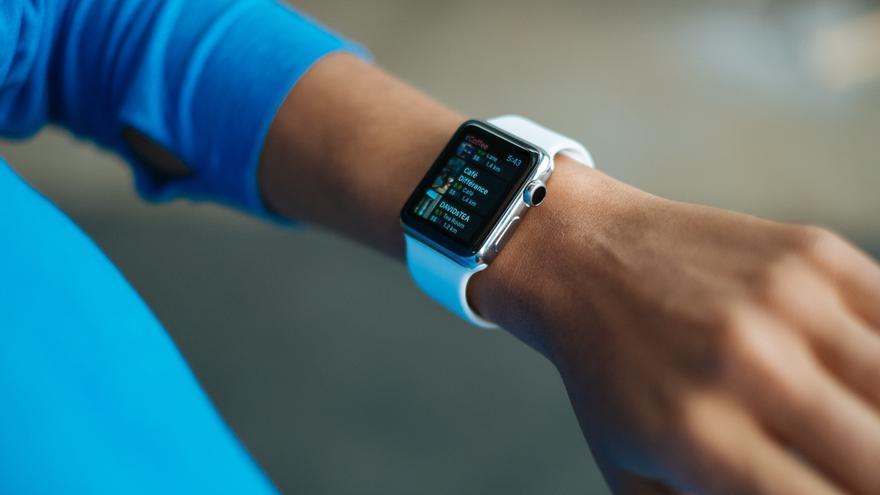 Apple Watch, el reloj inteligente presentado por la compañía de Cupertino