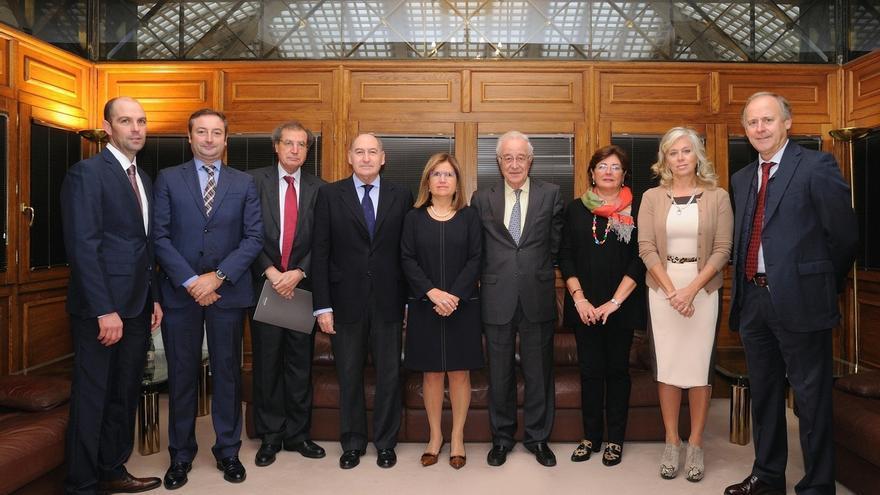 El Consejo Consultivo de Liberbank en Cantabria aborda la transformación de 150 oficinas rurales en agentes financieros
