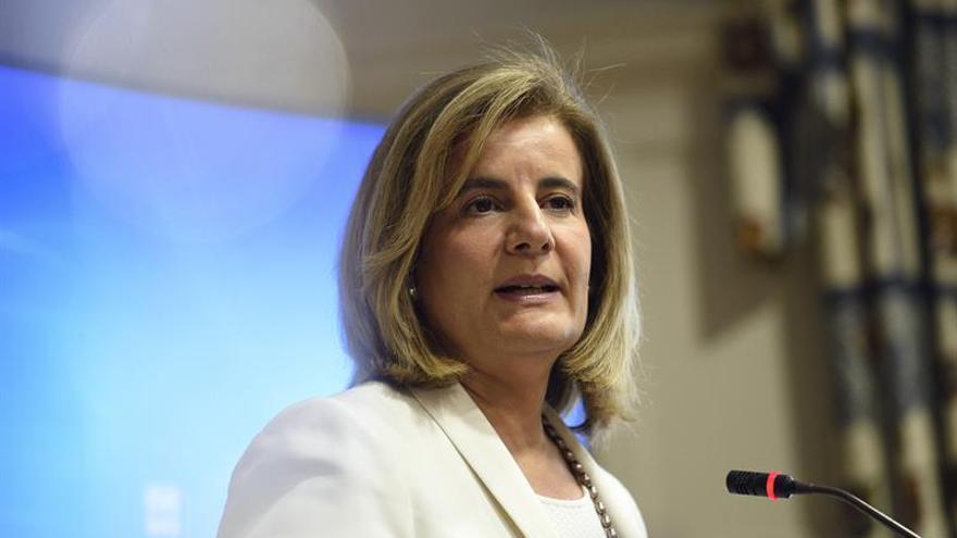 """Báñez espera que la """"votación constructiva"""" de la Mesa sea ejemplo para el Gobierno"""