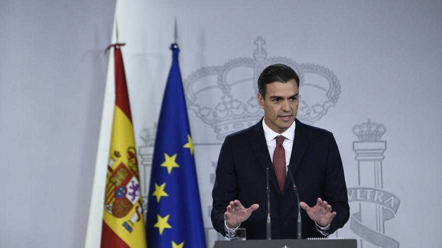 Sánchez prevé acabar el procedimiento administrativo para exhumar a Franco entre diciembre y enero de 2019