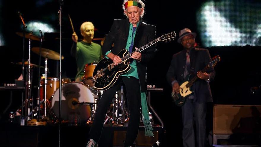 Keith Richards regresa en solitario a las raíces del rock
