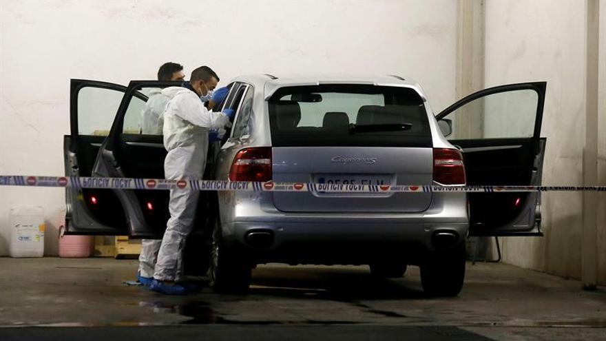 La viuda de Vicente Sala recibió dos disparos en la cabeza