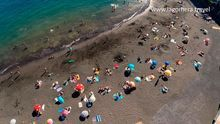 Junio, el peor mes para turismo en La Gomera