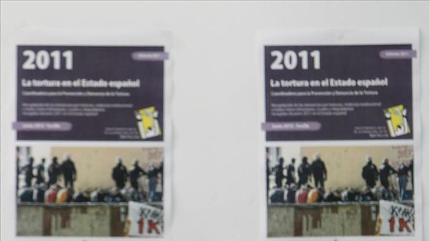 Denuncian el récord de torturas en España, con 961 afectados