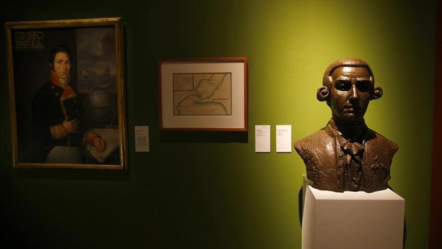 Una muestra del Museo Naval reúne 106 piezas de cartografía náutica española