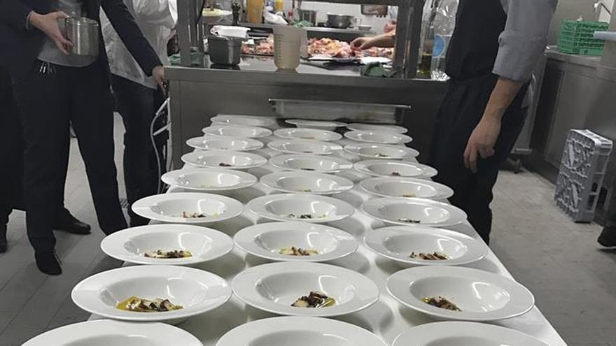 Galicia muestra en Suiza su potencial gastronómico para fomentar la exportación
