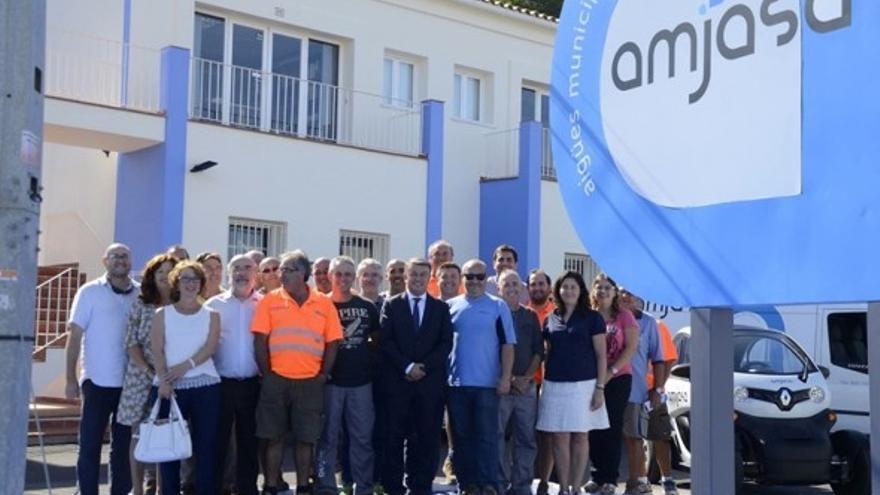 Empresa Municipal de Jávea (Alicante) / AMJASA