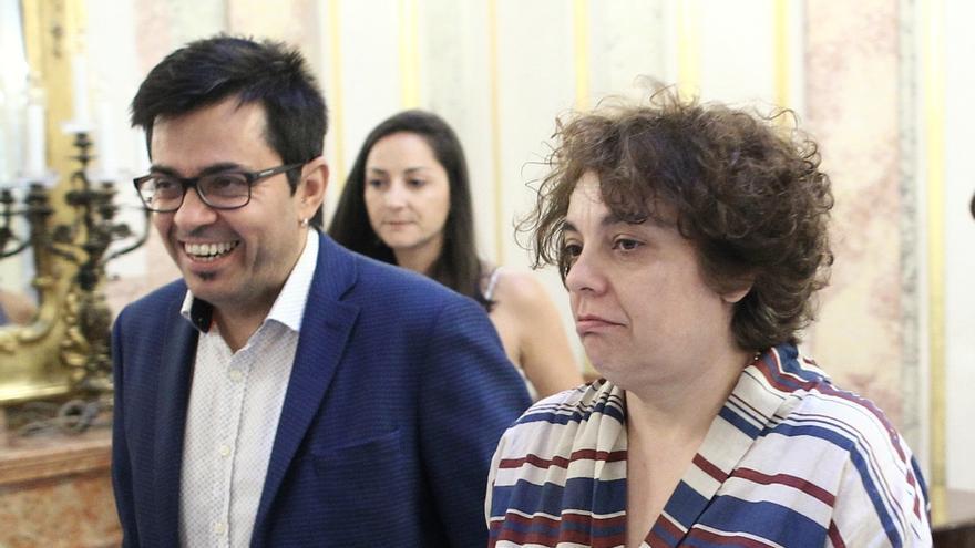 """ERC y Junts apoyarán a los candidatos de Unidas Podemos a la Mesa del Congreso para """"reforzar"""" el cordón sanitario a Vox"""