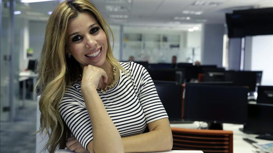 """Natalia asegura que """"nunca he intentado ir a Eurovisión, es para gente muy valiente"""""""