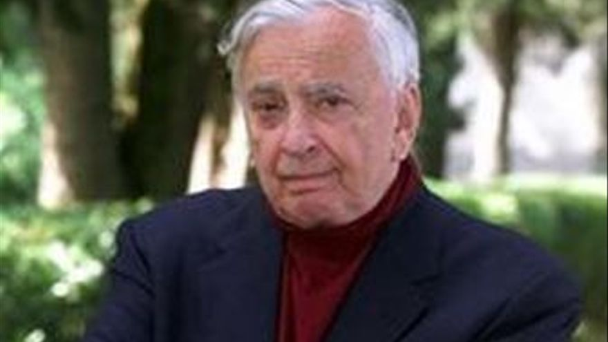 Gore Vidal. (EUROPA PRESS)