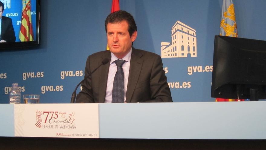 """Císcar dice que harán un """"análisis serio"""" de la propuesta del comité pero recalca que """"no es una negociación"""""""