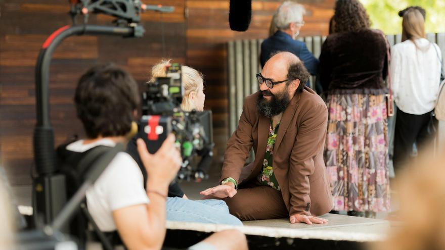 Ignatius Farray se mete en 'Drama' la nueva webserie de TVE