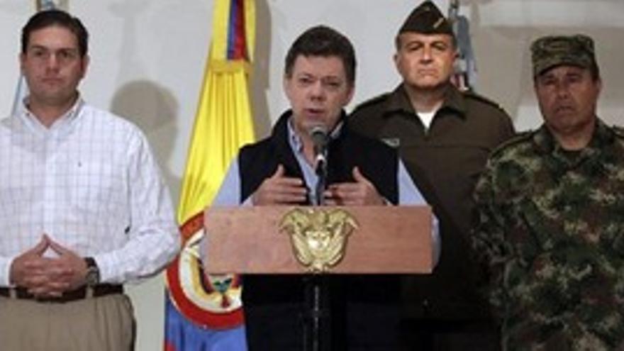 Colombia y las FARC iniciarán diálogos formales