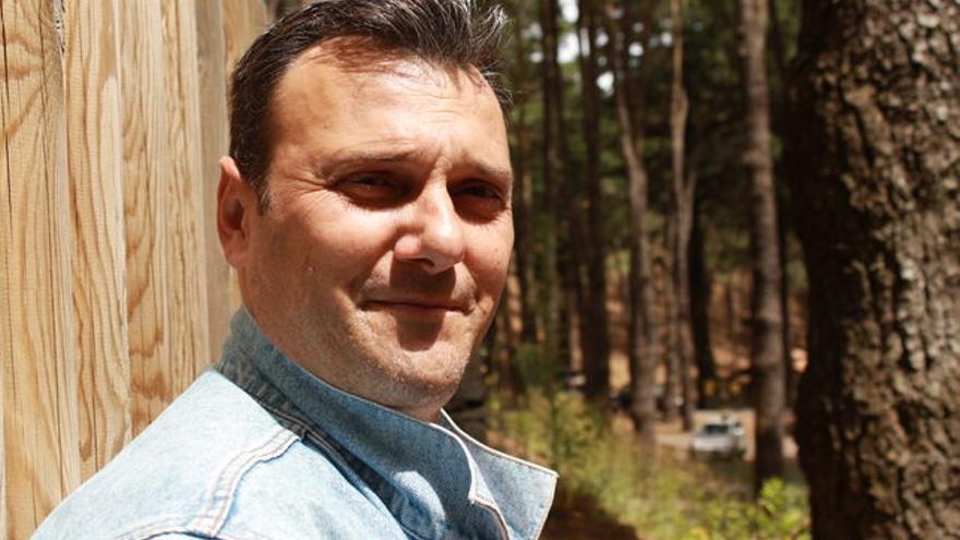 Fernando Rodríguez administra la web Palmeros en el Mundo.