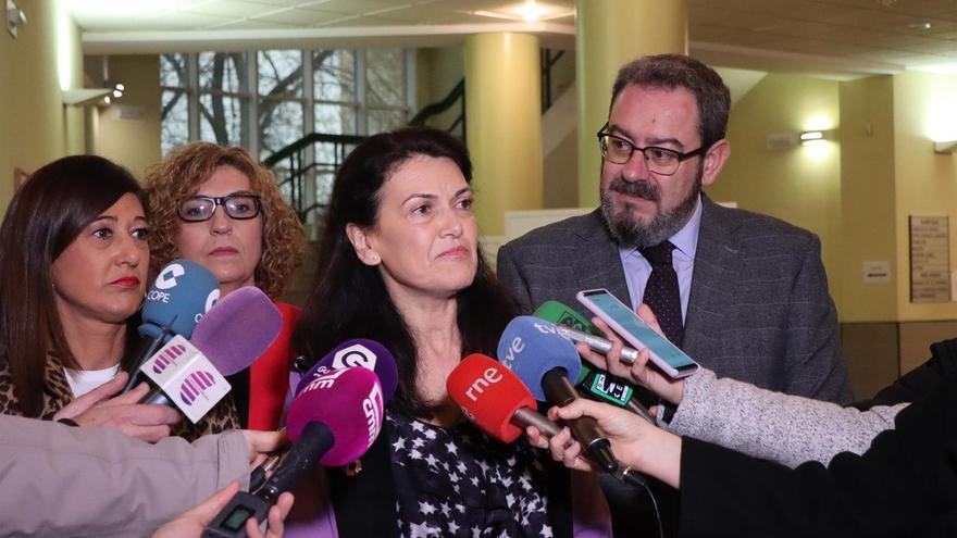 Concepción Carrasco, directora de la cátedra 'Isabel Muñoz Caravaca' de la Universidad de Alcalá (UAH)