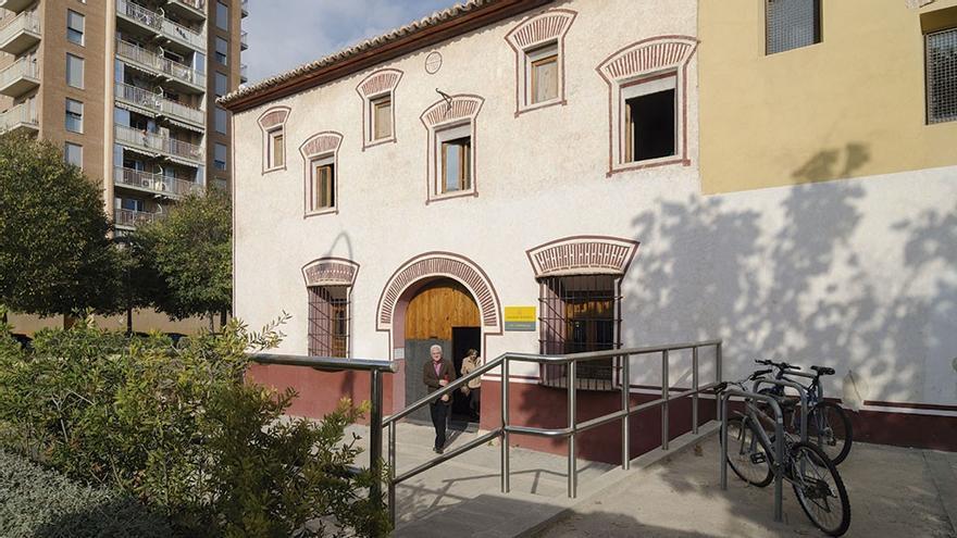 Sede de la Universidad Popular de Orriols